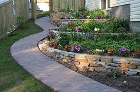 Garden Retaining Wall Ideas Creative Custom Design Inspiration