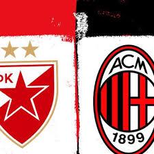 Dove vedere Stella Rossa – Milan di Europa League in TV e streaming