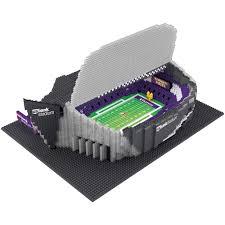 Minnesota Vikings Nfl 3d Brxlz Stadium U S Bank Stadium
