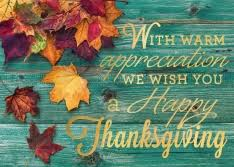Thanksgiving Cards For Your Business By Cardsdirect