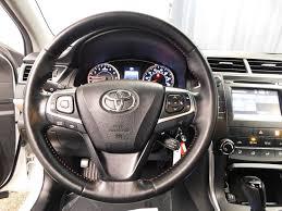 2015 Used Toyota Camry 4dr Sedan I4 Automatic SE at North Coast ...
