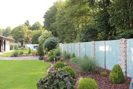 Glaszaun F R Garten Und Terrasse Glasprofi24