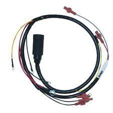 mercury wiring harness boat parts ebay yamaha wiring harness color codes at Mercontrol Wiring Harness