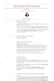 Example Of A Customer Service Resume Beauteous Director Of Client Services Resume Samples VisualCV Resume Samples