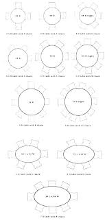 table sizes restaurant table dimensions restaurant table layout dimensions