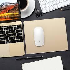 Алюминиевый <b>коврик</b> для мыши Satechi <b>Aluminum</b> Mouse <b>Pad</b>