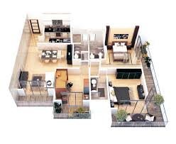 3 Bedroom Apartments In Chicago Innovative Decoration 3 Bedroom Apartments  Bedroom Apartments Style 3 Bedroom Apartments