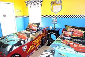 Lovely Disney Cars Bedroom Themed Villas Pixar Decorations