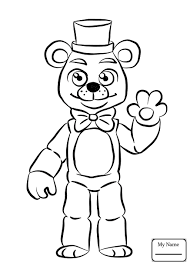 Fnaf Coloring Pages Toy Bonnie Futuramame