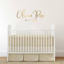 name wall decal nursery art nursery name sign nursery decor vinyl decal baby girl name signs nursery wall decal personalized baby
