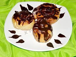 Картинки по запросу Рецепт приготовления французских булочек с шоколадом