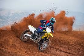 2018 suzuki motocross bikes. fine suzuki 2018 suzuki rmz450 motocrosser unveiled for suzuki motocross bikes