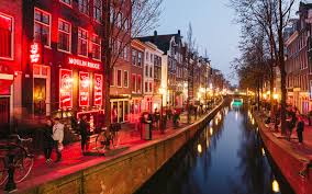 Tour Amsterdam Red Light District Red Light District Tours Exciting Group Bachelor Tours
