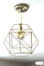 geometric lighting geometric light you could spend hundreds of dollars on a geometric globe pendant light