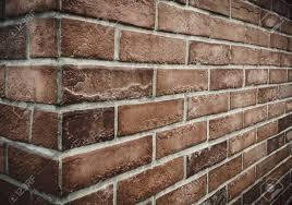 Verweerde Gebeitst Oude Stenen Muur Rode Bakstenen Muur Textuur