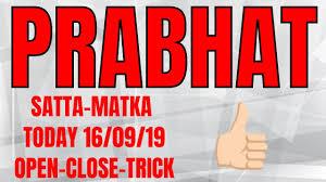 Welcome To Prabhat Matka Webdevelopmentcity Live