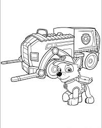Paw Patrol Coloring Pages Get Coloring Pages