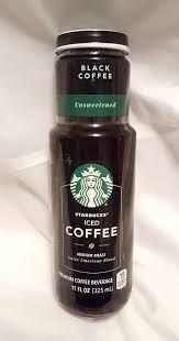 black iced coffee starbucks. Perfect Black Starbucks Iced Coffee 6  11oz Bottles Black Sweetened  Amazoncom Grocery U0026 Gourmet Food In Black R