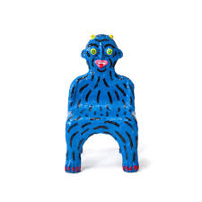 stacked chairs clipart. Beautiful Clipart Blue Creature Child Chair In Stacked Chairs Clipart T