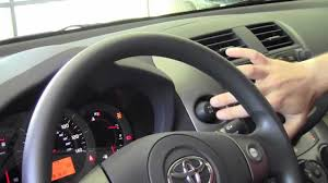 2011 | Toyota | RAV4 | 4WD Lock | How To by Toyota City ...