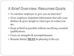 Brief Resume Format Word Resume Template Word Resume Template Resume ...