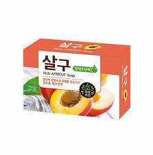 Koreana | Мыло для умывания с <b>маслом абрикосовых косточек</b> ...