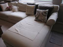 Plain Diy Sectional Slipcovers This Is The Side That As You Can Throughout Ideas
