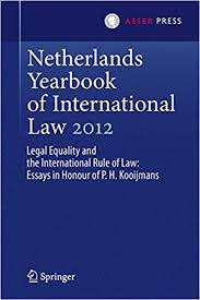 yearbook of international law legal by janne   yearbook of international law 2012 legal by janne elisabeth nijman wouter werner