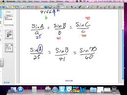 trigonometry review grade college chapter review