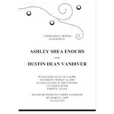 Wedding Rehearsal Dinner Invitations Templates Free Wedding Enchanting Free Dinner Invitation Templates Printable