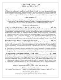 ... Surprising Idea Loss Prevention Resume 12 Loss Prevention Manager Resume  ...