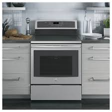 ge induction range. GE Profile 5.3 Cu. Ft. Self/steam Clean Convection Induction Range With Wifi Connect Ge