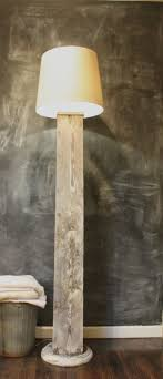 lighting diy floor lamp wood shade replacement chandelier paper lamps plans winning to make