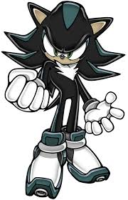 Purple Shadow The Hedgehog