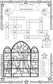 Result Of Cruciverba Per Ragazzi Delle Medie Su Nuovo Testamento
