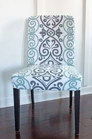 a tutorial if i ever get the urge to make diffe slipcovers for our ikea chairs might these and just make covers