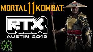 Mortal Kombat 11 - <b>RTX</b> 2019 Tournament! - Rooster Teeth