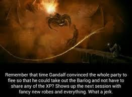 As#hole Gandalf - 9GAG