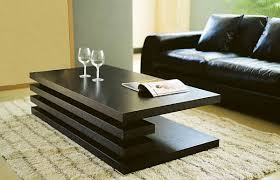 Modern Coffee Table  Homedit