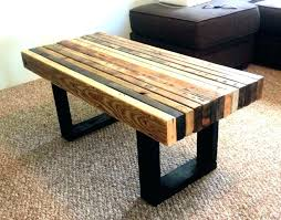 rustic pallet coffee table small rustic wood pallet coffee table