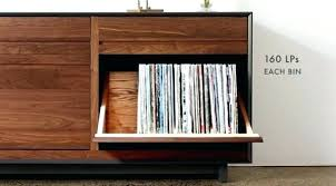 lp storage furniture. Lp Storage Stylish Cabinet Record Designs Vinyl Tank Furniture