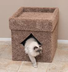 meow town mdf litter box. This Cat Scratcher Carpeted Box With Its Hidden Litter Has Melamine On The Inside. Meow Town Mdf