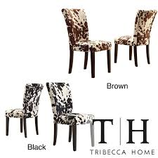 best best 25 cowhide fabric ideas on cowhide furniture with regard to cow print dining chair designs