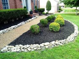 simple landscaping ideas. Simple Gravel Landscaping Ideas A