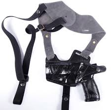 front line leather shoulder holster jericho 941 baby