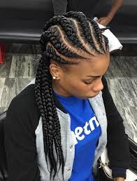 Hairstyle Braid 70 best black braided hairstyles that turn heads in 2017 5264 by stevesalt.us