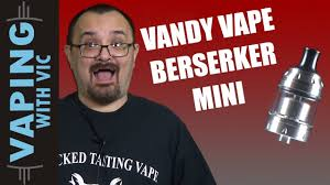 <b>Vandy Vape Berserker Mini</b> Review - THE best MTL RTA of 2017 ...