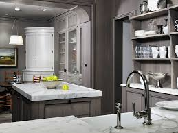 Colour For Kitchen Walls Stylish And Cool Gray Kitchen Cabinets For Your Home