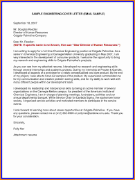 Emailed Cover Letter Gallery Cover Letter Ideas