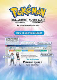 Calaméo - Pokemon Black & White
